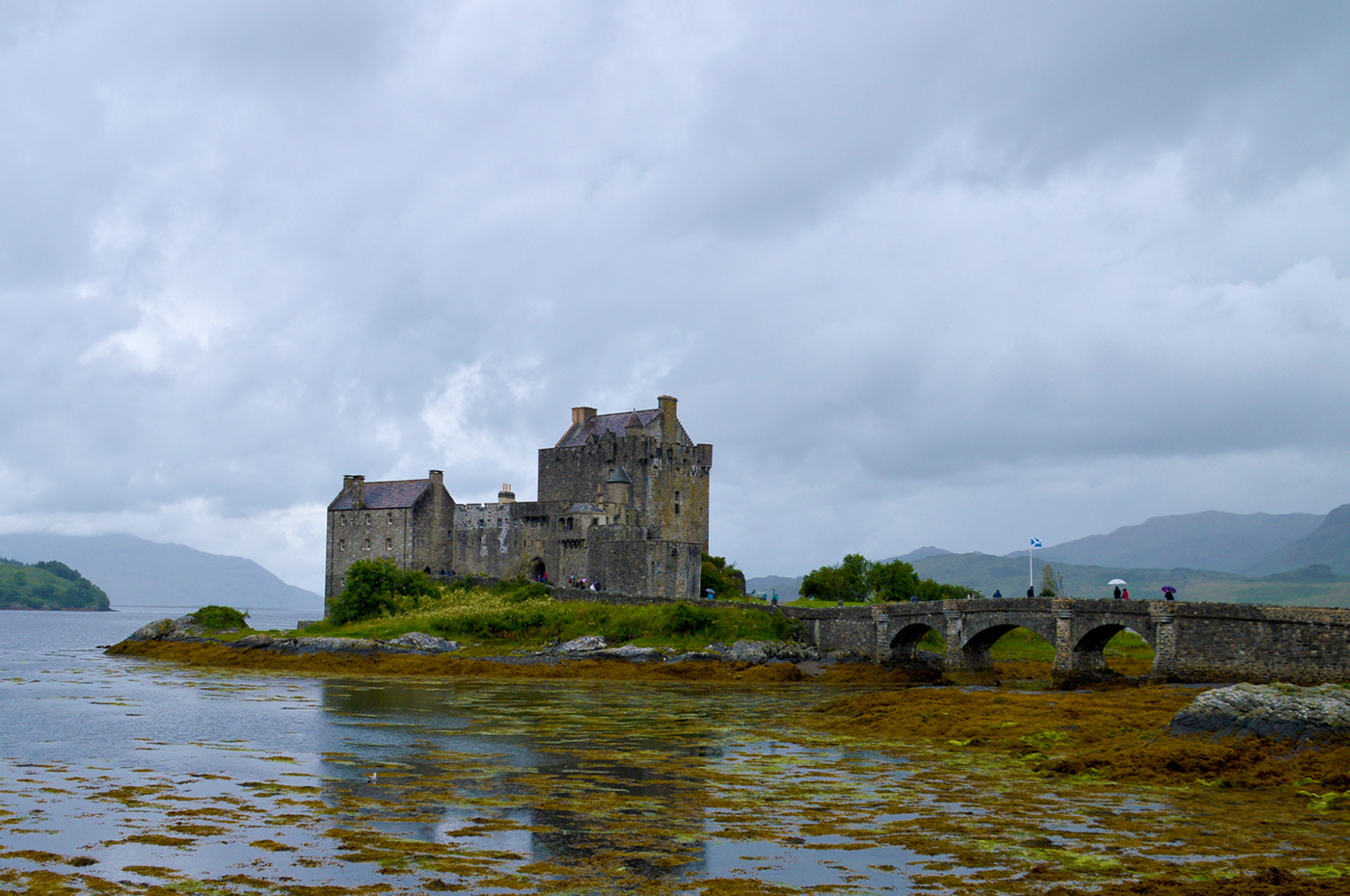 There can be only one Eilean Donan Castle...
