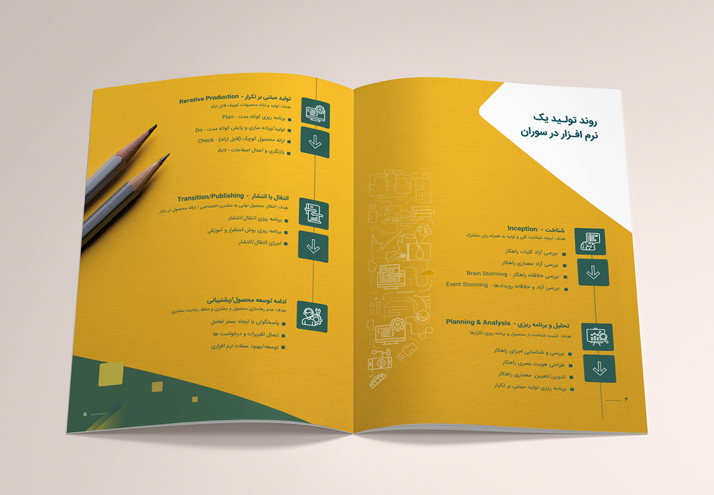 Image may contain: book, menu and print