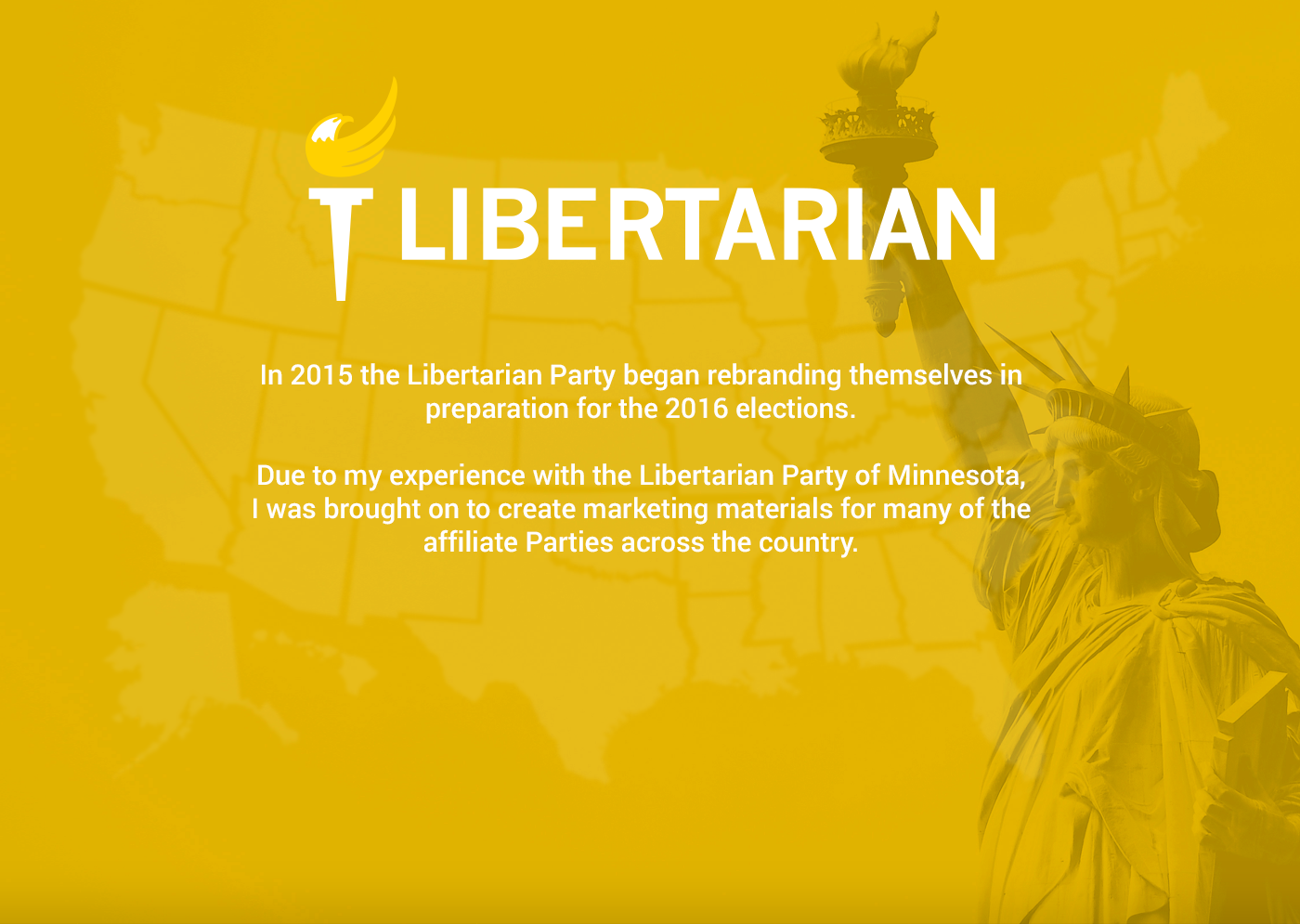 Libertarian dating site