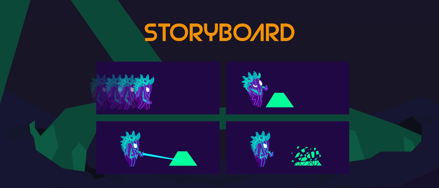 after effects animation  Character design  digital illustration Illustrator vector