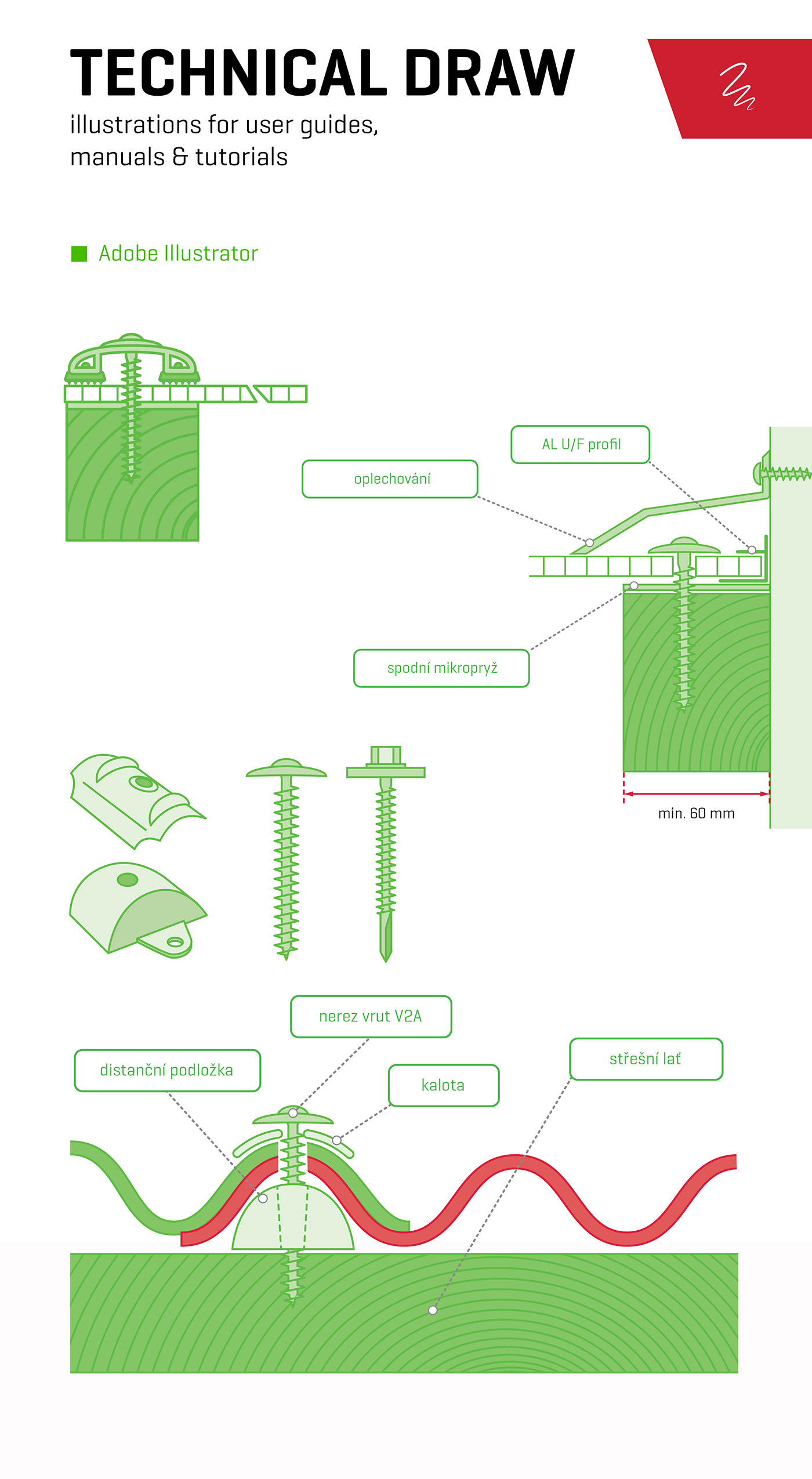 Webdesign illustrations animations videos html5