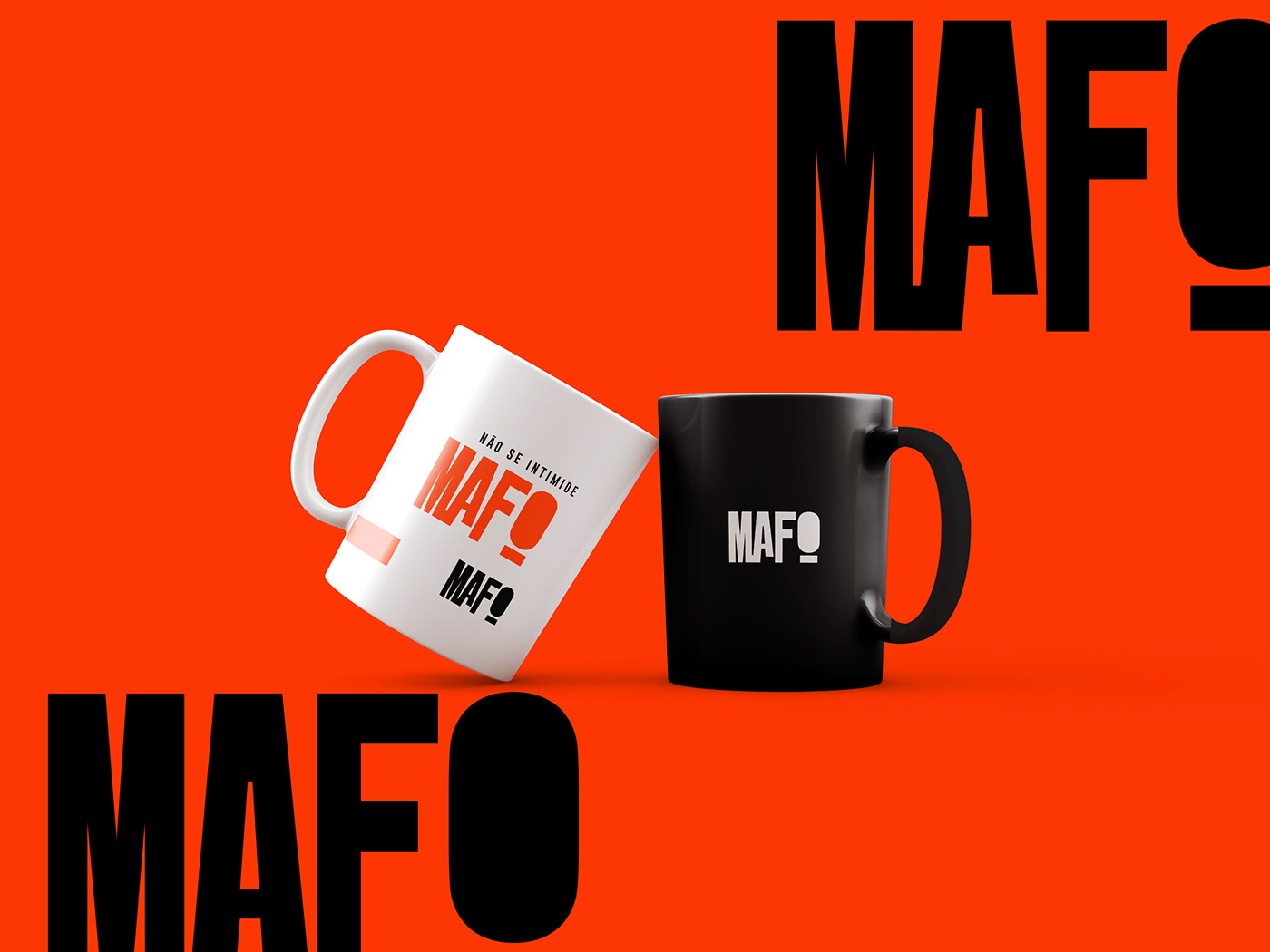 africa Brasil empoderamento empreendedorismo preto identidade visual ioruba logo logomark MAFO preto