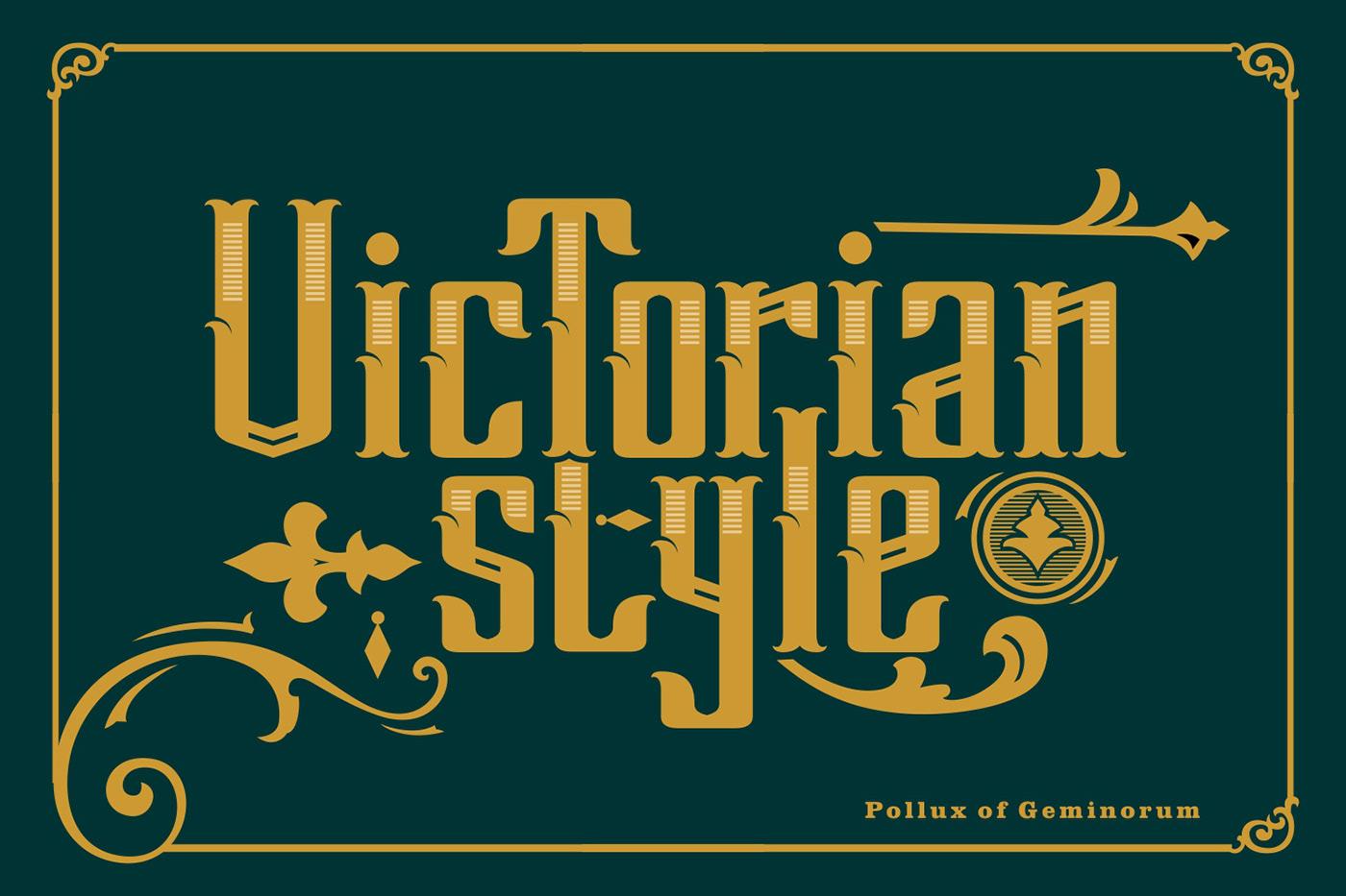 vintage bold grandeven book cover poster Typeface font