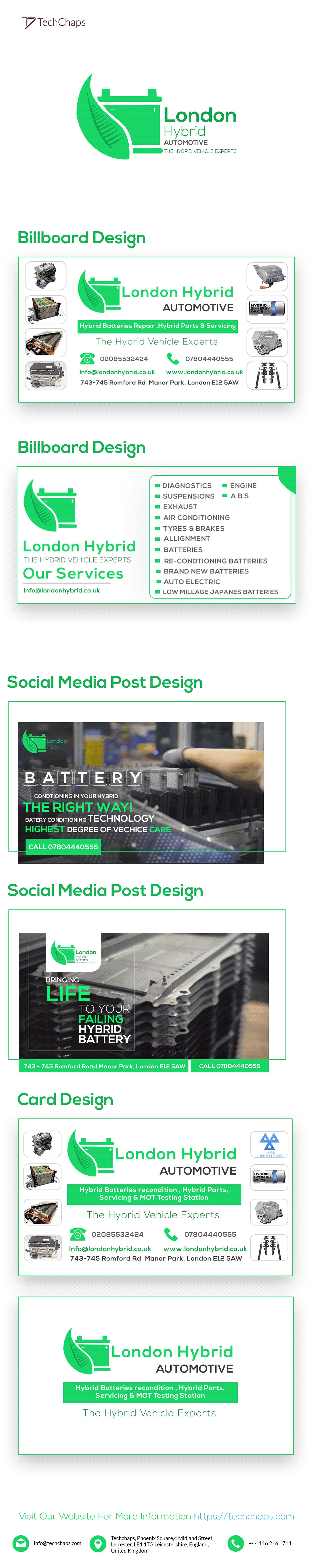 banners billboard design Brand Design brand identity branding  Business Cards creative designs Logo Design social media posts Technology
