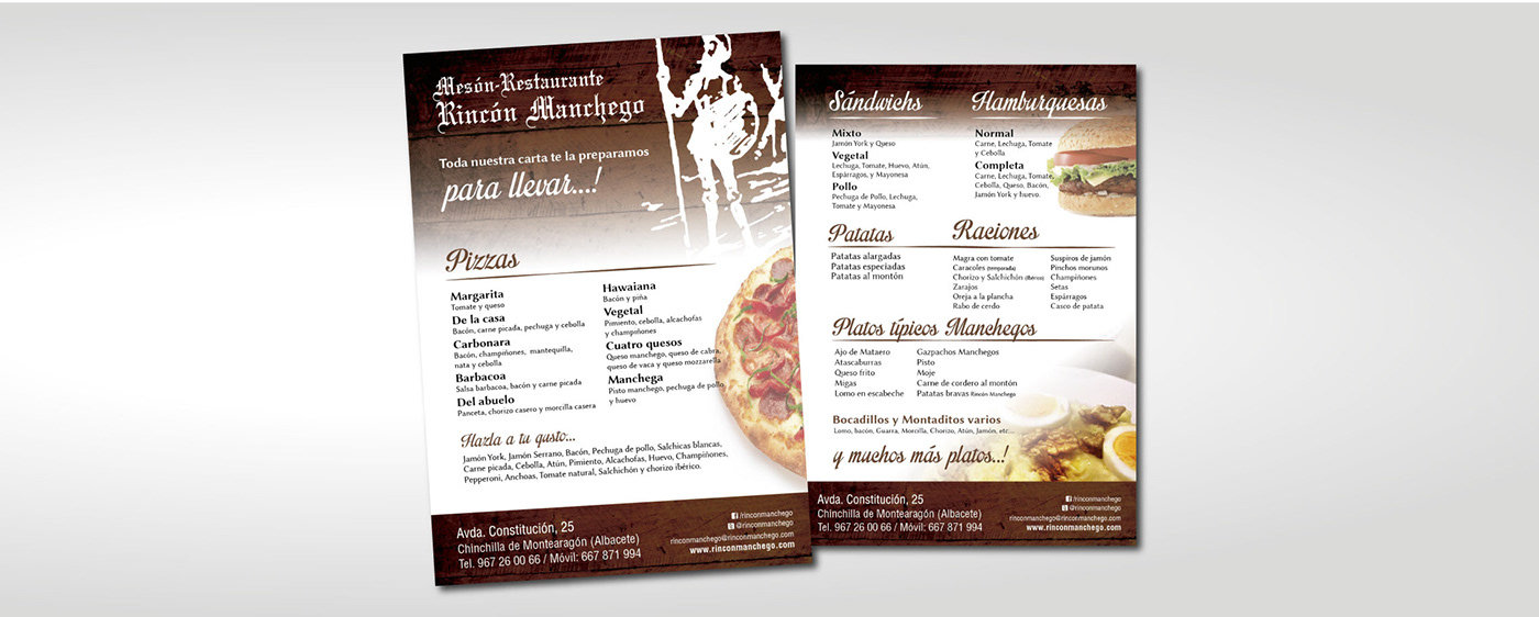 Image may contain: menu, fast food and food