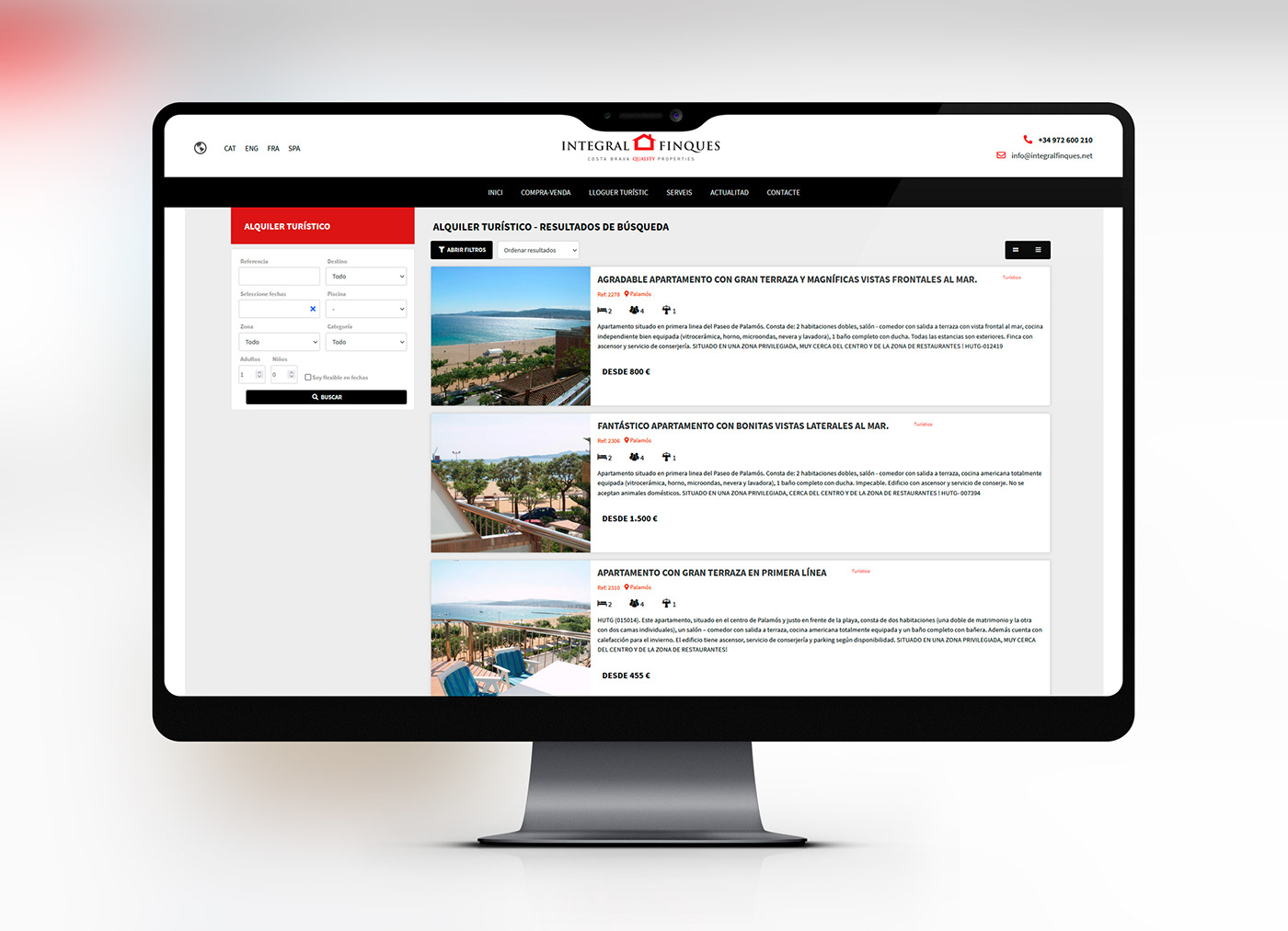 design Web Website
