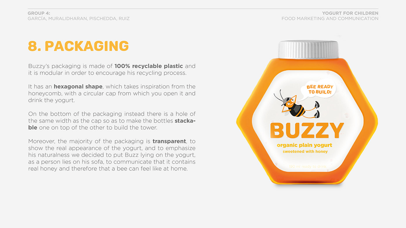 food design product design  Packaging Advertising  campaign Character