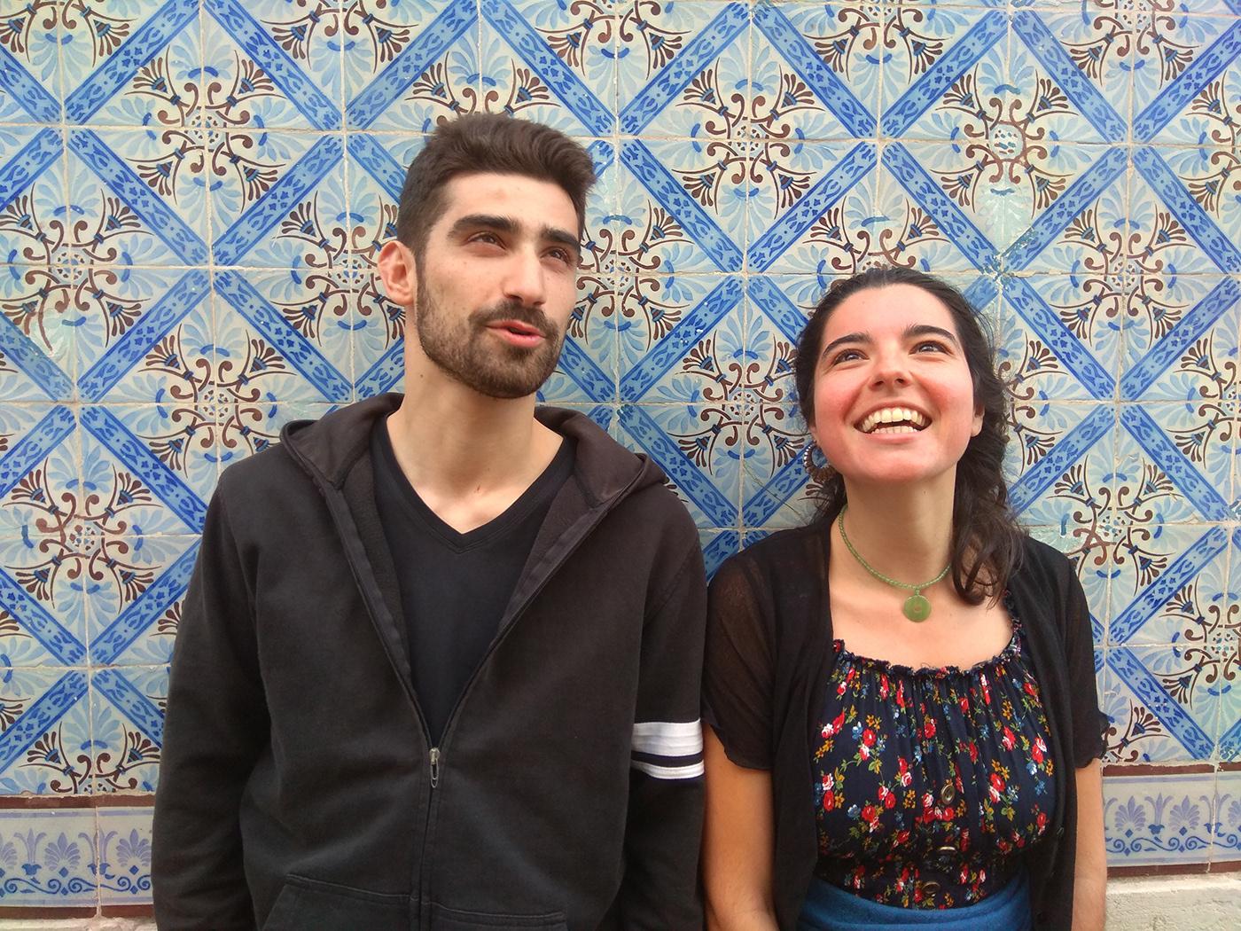 acoustic duo guitar Lisbon music Original Portugal portuguese voice