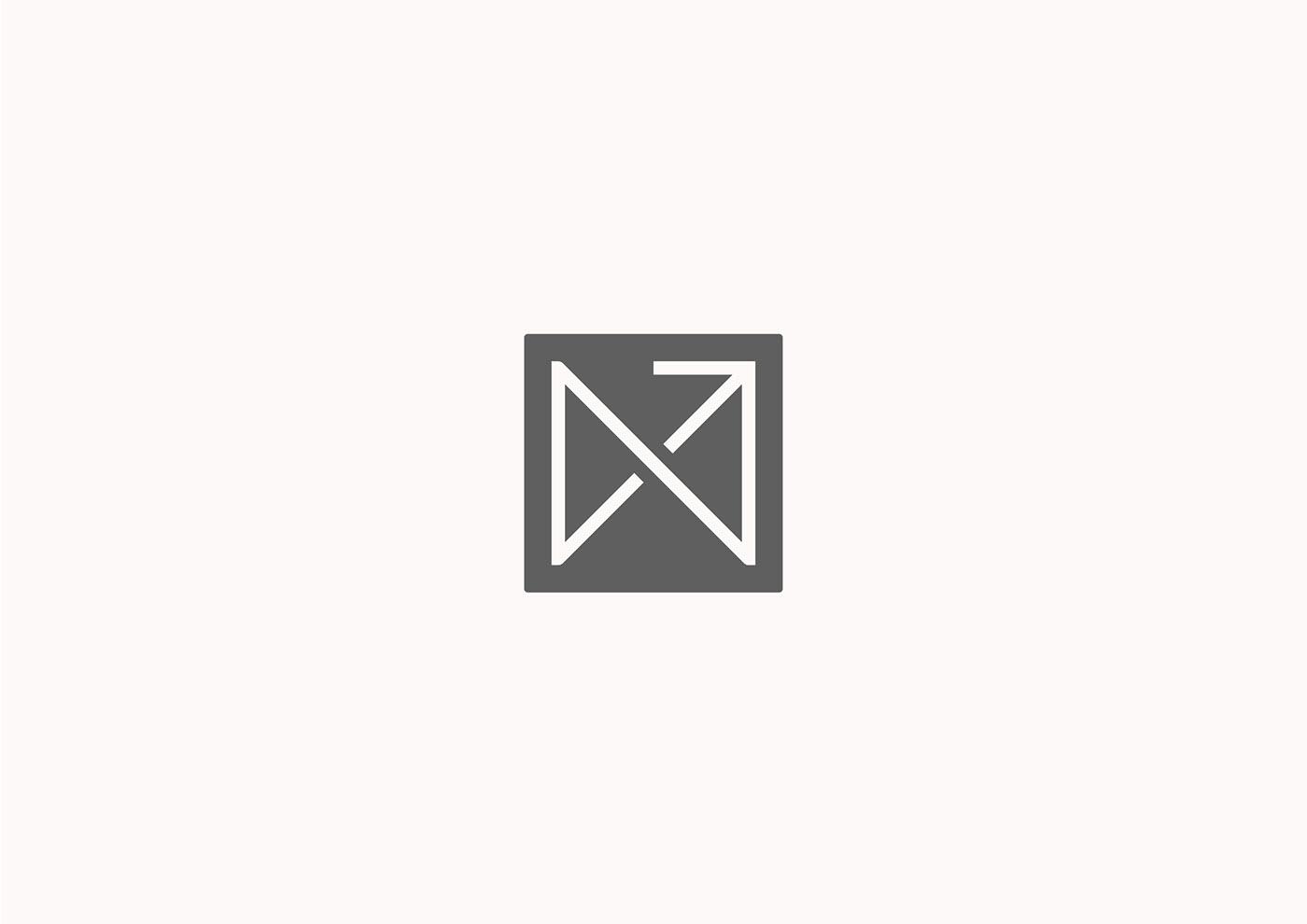 Logotipo principal de nuxot studio