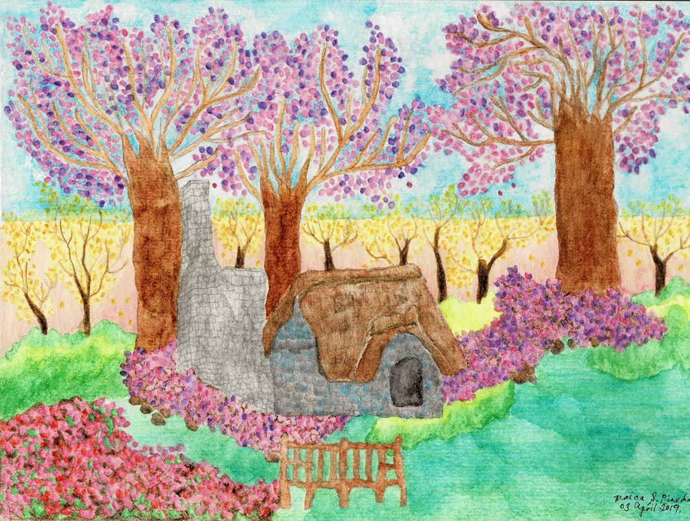 https://www.behance.net/gallery/78466665/Winterthur-Garden