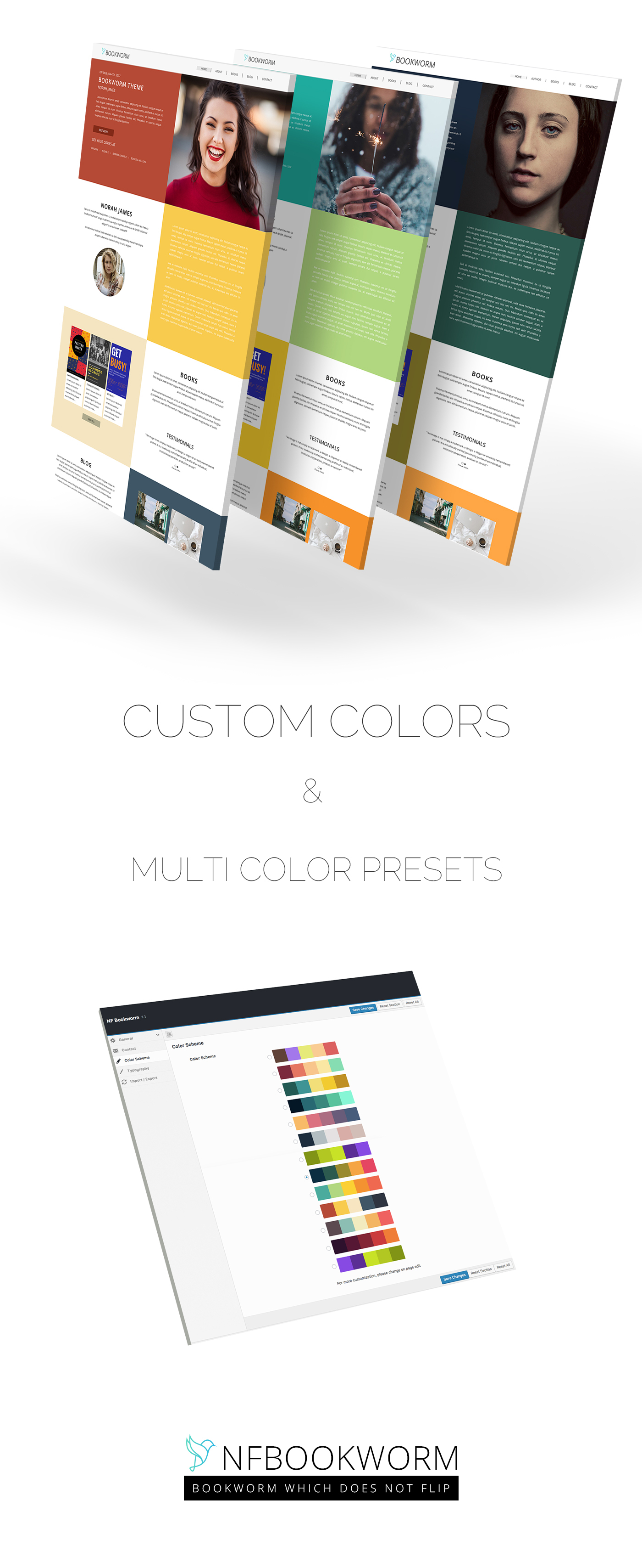 5ac73357966125.59ea4805b3272 Top Result 60 Awesome Wordpress Templates for Authors Picture 2017 Xzw1