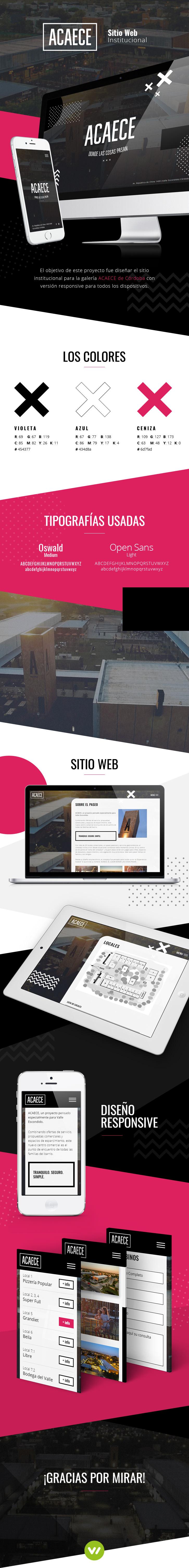 Sitio Web para Centros Comerciales