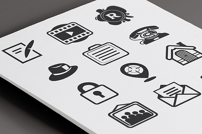 Refactory On Icons