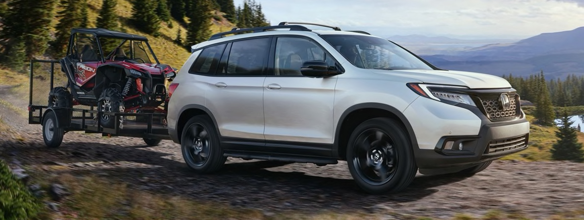 2019 Honda Passport at Jay Honda of Bedford Ohio