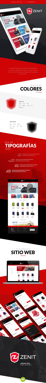 Zenit Tienda Online que vende