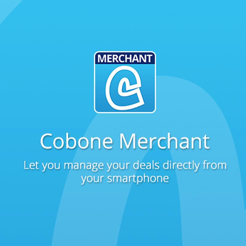 Cobone Merchant App