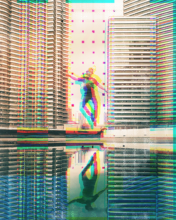 Animated Glitch 2 - Photoshop Action - 22
