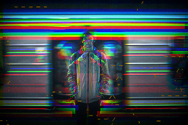 Animated Glitch 2 - Photoshop Action - 9