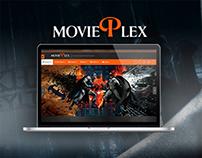 MoviePlex - Movie Review Web Template