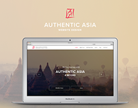 Authentic Asia - Web