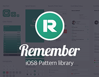 Remember UI Pattern library