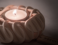 Nest Candle Holder
