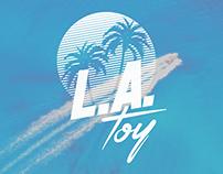 LA Toy - Branding
