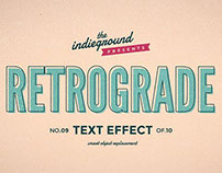 Retro Vintage Text Effects - Download