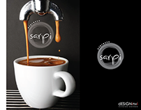 PRIVATE LABEL COFFEE LOGO DEISGN