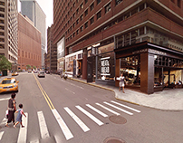 Privately Owned Public Space on Water Street