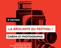 Brocante CInéma, Festival Lumière 2014