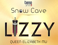 Snow Cave, Lizzy, Cover Design