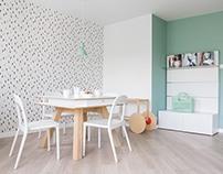 POLKA /_\ Single Space by KASIA ORWAT home design