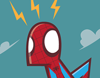 Spiderman Vector