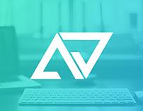 SELF BRANDING | Alpha Design | Logo Design - Corporate