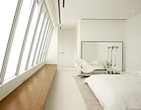Cooper Square Penthouse by CWS Architecture