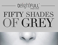 50 Shades of Grey Decor