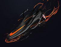 Nike Mercurial - Mock Up