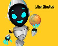 Libely Character Design for Brand