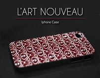 L'art Nouveau Iphone Case