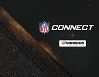 NFL Connect / Brand Take-Over