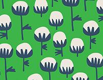 AVENS, AVENS LEAF and HOGWEED patterns