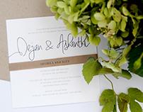 D & A Wedding Stationery