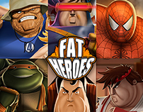 FAT HEROES