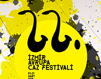 22. İzmir Caz Festivali Ad. Campaign