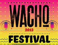 Wacho - Festival de electrocumbia   Piezas Nivel 1