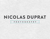 Logotype & Stationary - Photographer