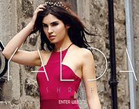 Yalda Ashrafi Fashion Brand