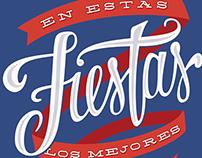 Felices Fiestas - Season's Greetings cards