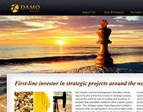 DAMO CIS / Website